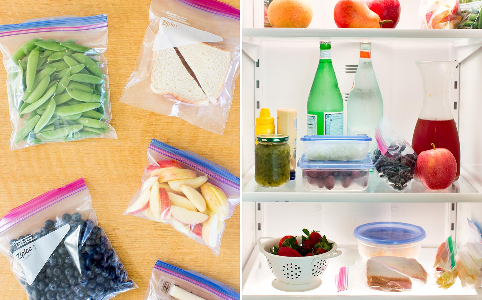Dorm Room Survival Tips from Ziploc® brand