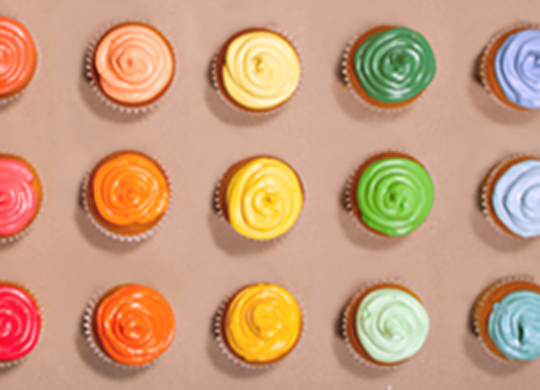 The Ultimate Icing Color Guide
